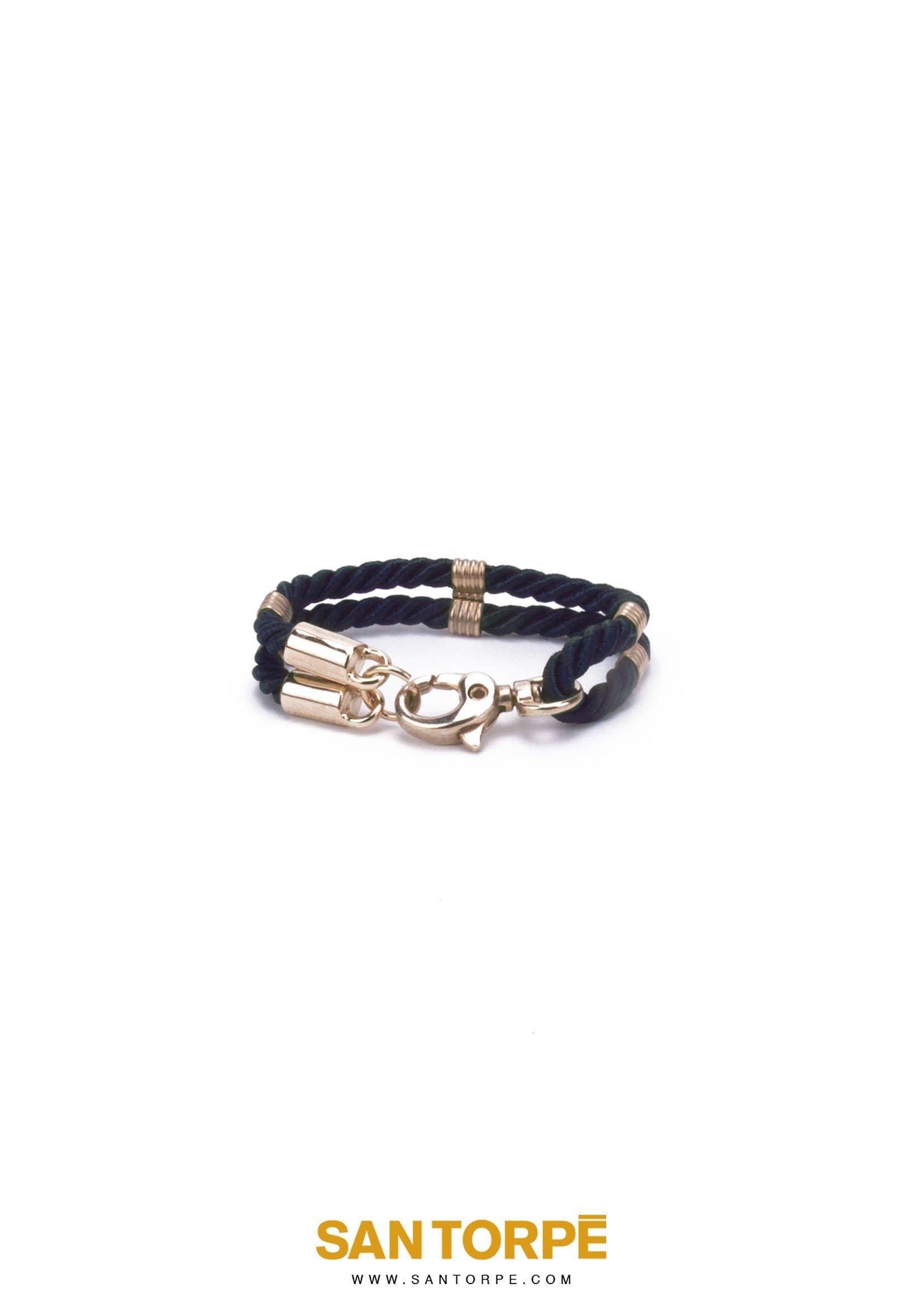 Sapphire Navy Bracelet San Torpe Jet Set Lifestyle