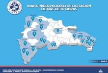 Photo of INAPA inicia proceso de licitación de más de 30 obras