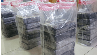 Photo of La DNCD decomisa 42 kilos de cocaína en Boca Chica y apresa a tres hombres