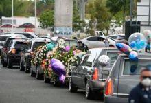 Photo of Despiden en emotivo entierro a embarazada asesinada por boxeador en Puerto Rico