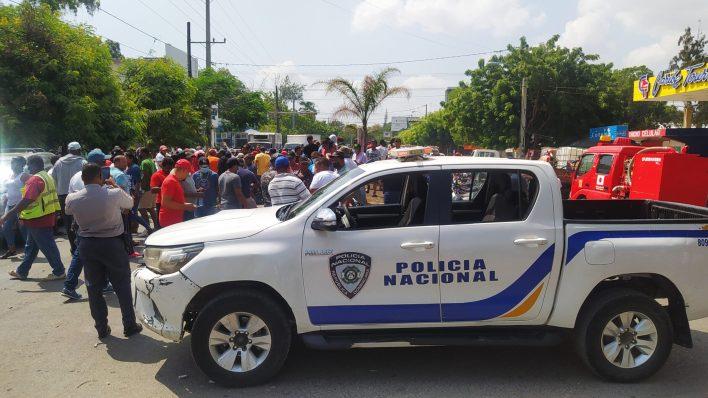 En Montecristi dos muertos y cinco personas heridas en accidente de tránsito