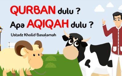 Kesamaan,Perbedaan dan Syarat Penyembelihan Hewan Qurban dan Aqiqah
