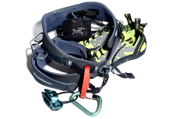 Indoor Rock Climbing Gear
