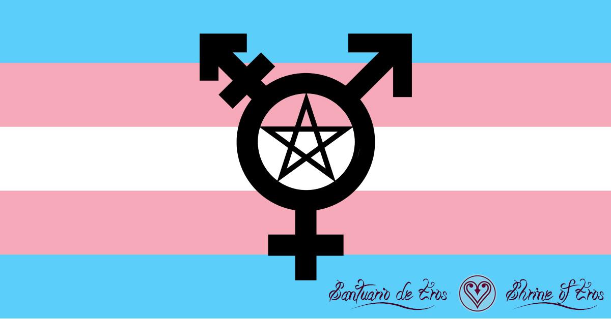 La transexualidad y el paganismo