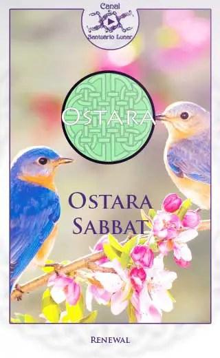 Wheel of the Year - Ostara Sabbat (Renewal) - Pagan Calendar