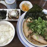 倉敷水江ラーメン屋『麺や寛(ひろ)』背脂煮干し醤油肉そばと叉焼丼!