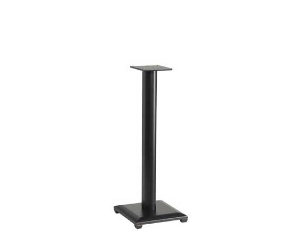 """sanus 30"""" natural series wood pillar speaker stands - pair"""
