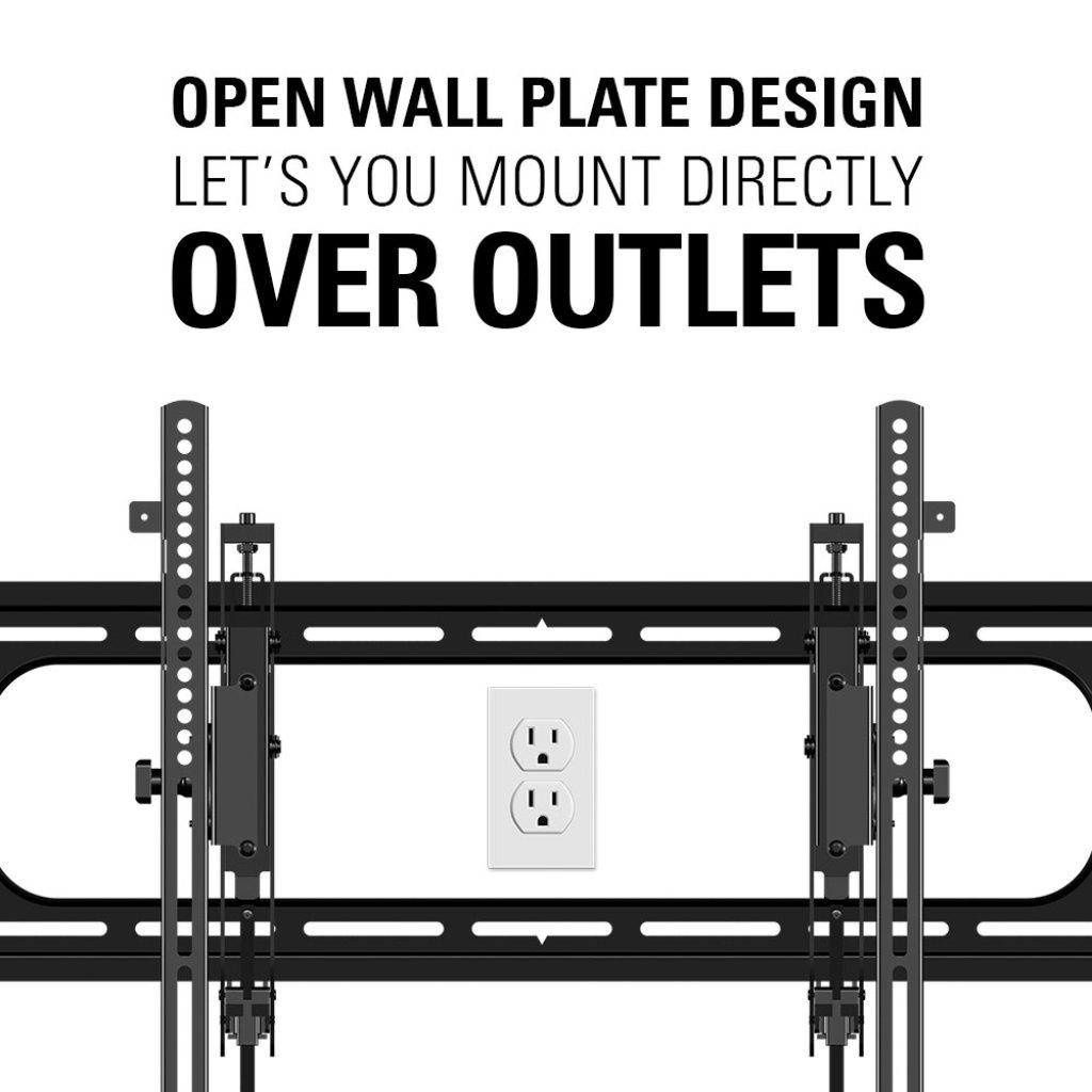 hight resolution of  vlt6 open wall plate