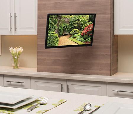 sanus 1 brand of tv wall mounts in
