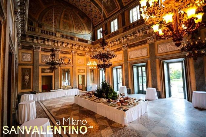 San Valentino Villa Reale di Monza  San Valentino Milano
