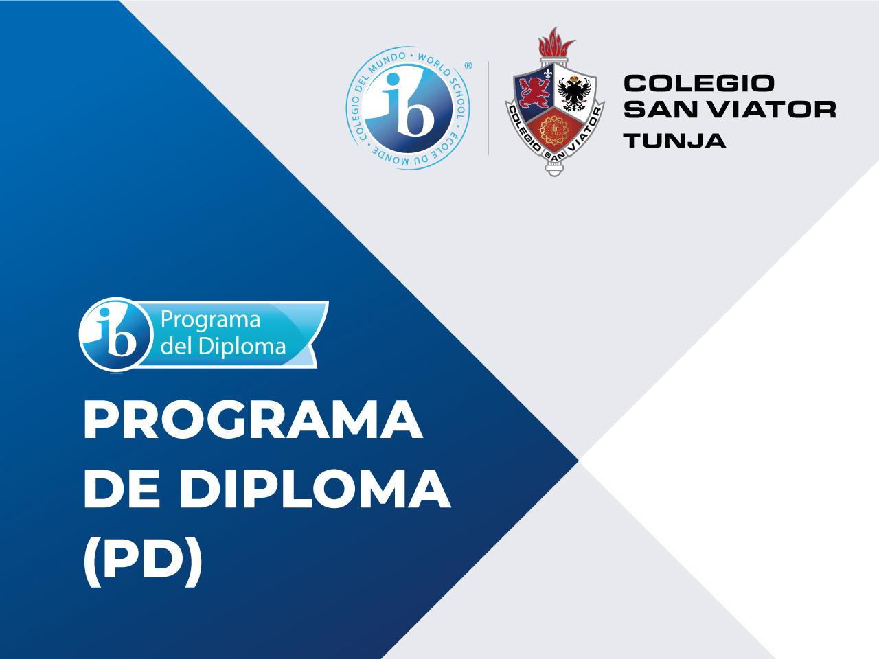 Inauguración del Programa de Diploma, Colegio San Viator de Tunja
