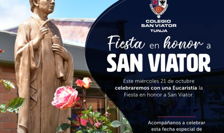 Fiesta en honor a San Viator 2020