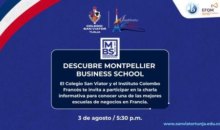 Descubre Montpellier Business School