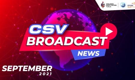 CSV Broadcast News September 2021
