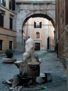 Porta di Gallieno