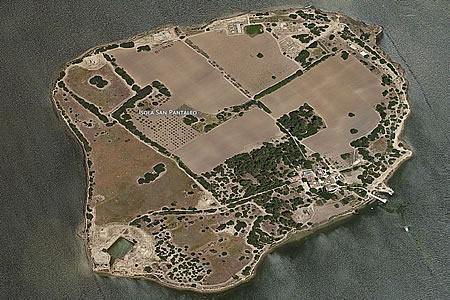 Mozia - Isola di san Pantaleo