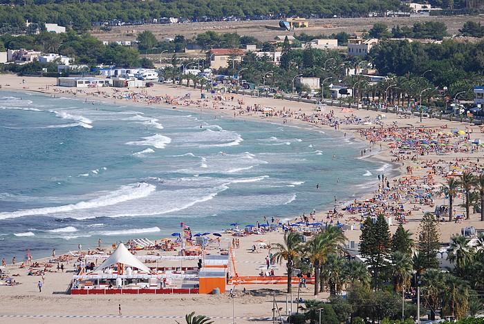 San Vito Lo Capo  Il mare e la spiaggia  San Vito Web