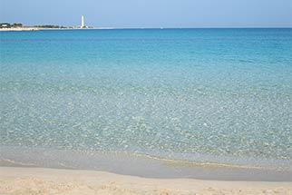 San Vito lo Capo - spiaggia
