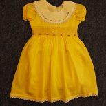 smockecd dress