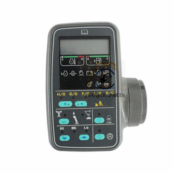PC200-6 Monitor PC200-6 6D102 Monitor 7834-76-3001 7834-72-4002 Monitor