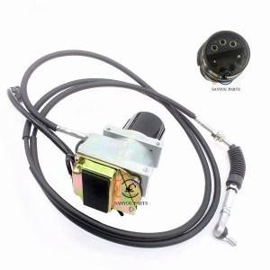 E320 105-0092 ASM, E320 105-0092 Accelerator Motor