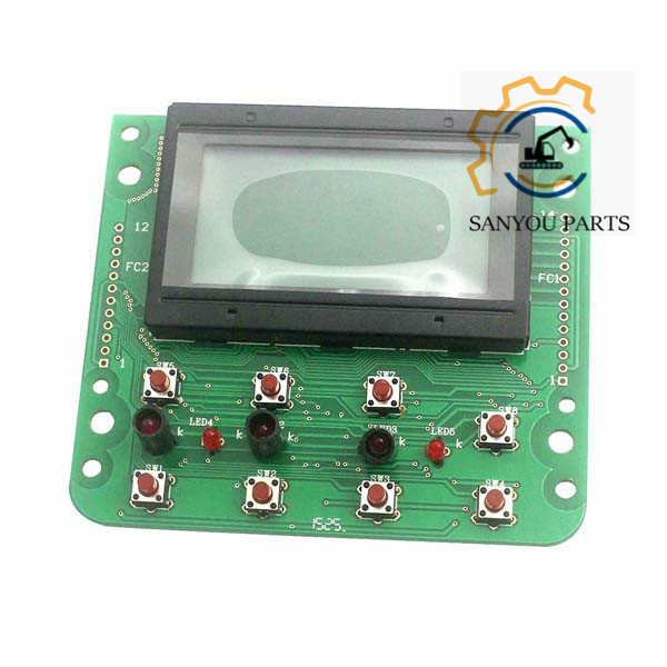Kobelco SK200-6E LCD, Monitor Replacement -SANYOU PARTS