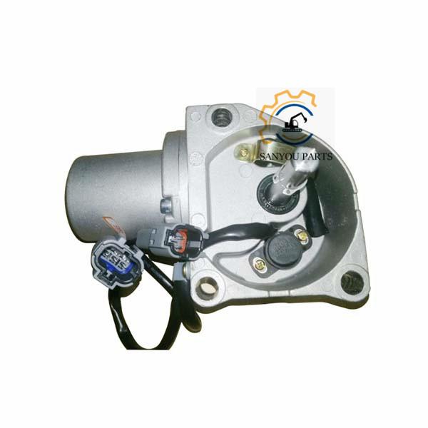 Hitachi Motor Assy EX200-5 Throttle Motor 4614911 4360509 EX200-6 ZAX200 Accelerator Motor