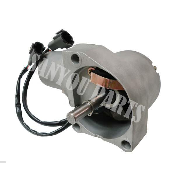 Hitachi Motor Assy EX200-5 EX200-6 ZAX200 Part No.: 4614911 /4360509
