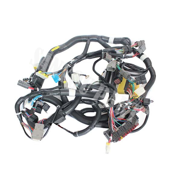 PC300 7 207 06 71562 INNER HARNESSNEW komatsu pc300 7 207 06 71562 inner harness sanyou parts Wire Harness Plugs at creativeand.co