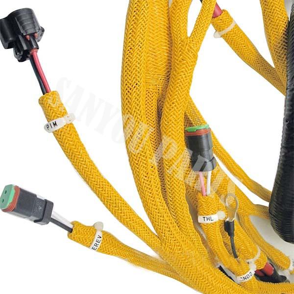 Komatsu PC400-7 6156-81-9320 wring harness
