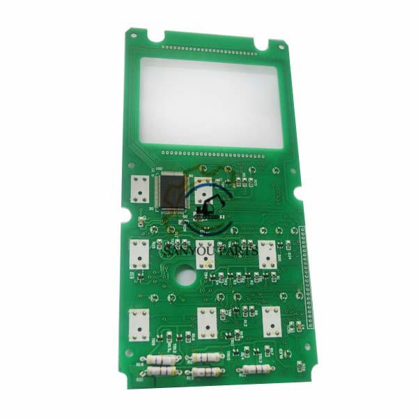 Komatsu PC200-5 Circuit Board Up, Monitor Fittings