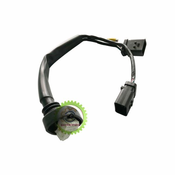 E320D Monitor Plug E320D Monitor Connector