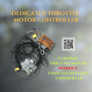 Dedicated Throttle Motor Controller