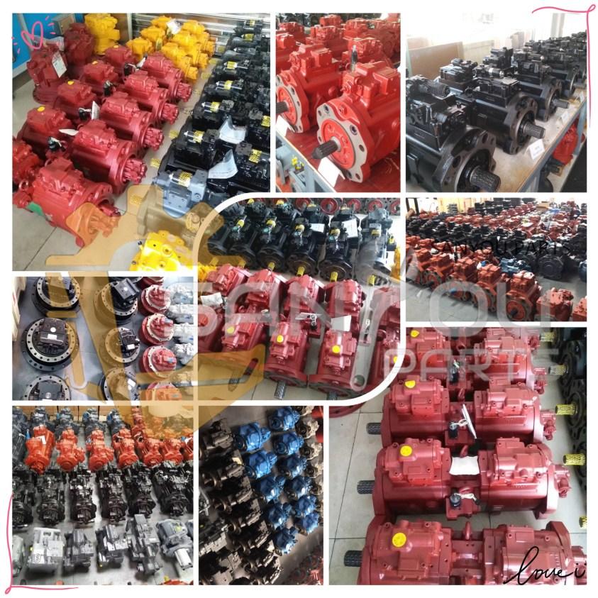 DH258 Hydraulic Pump Hydraulic Pump For Daewoo