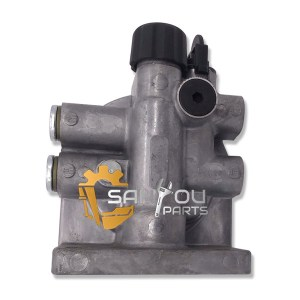 EC210 Fuel Pump Housing Hand Pump 11110702 EC210 Fuel Pump