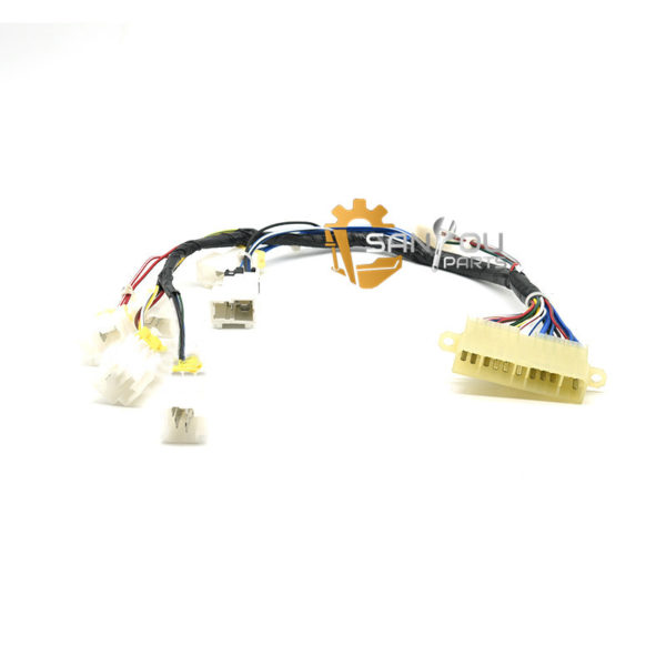 20Y-06-25140 Wiring Harness 20Y-06-61210 For PC200-6 Excavator