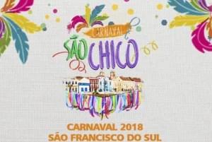 carnaval sao francisco do sul 2018