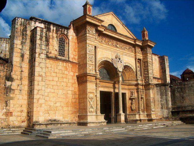 Primera Catedral América.