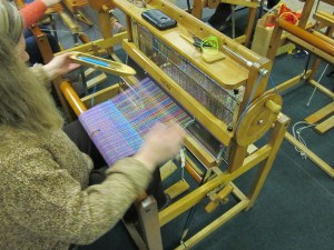 Hollis weaving