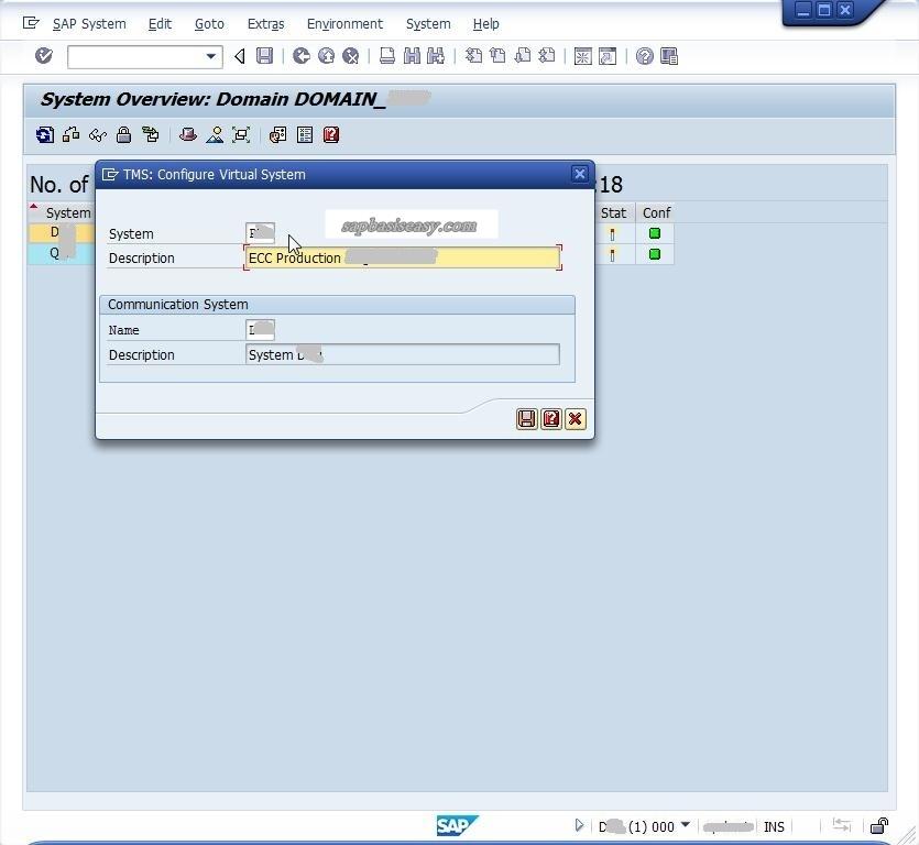 Add Prod Virtual System