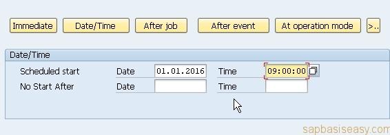 define-sap-background-job-005