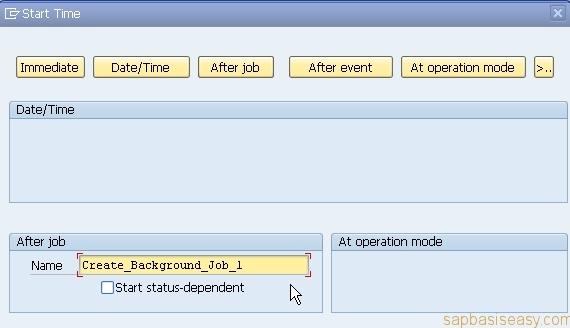 define-sap-background-job-006