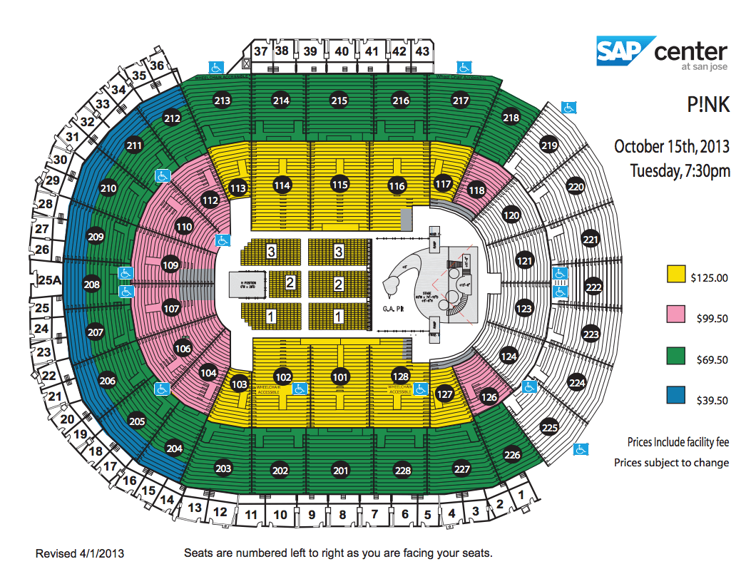 Sap Center Seating Map minecraft castle map memphis tennessee map