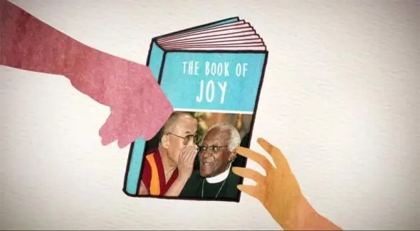 The Look of Joy...Tutu Joins Dalai Lama to Collaborate on Book - SAPeople - Worldwide South African News