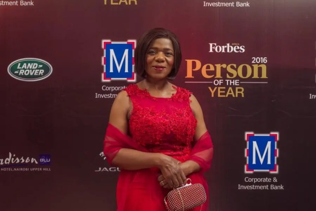 Adv Thuli Madonsela was named Forbes Africa Person of the Year 2016. Photo: ABN Event Productions