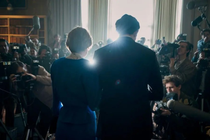 The Crown: Princess Diana Actress Emma Corrin Daughter of ...