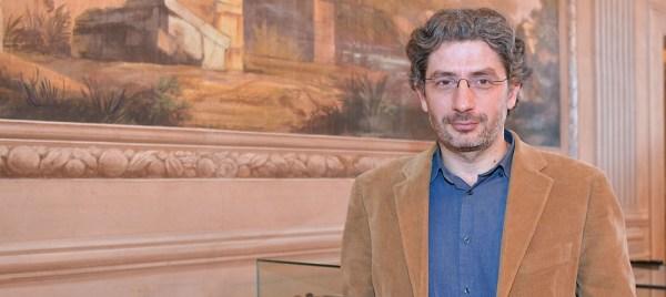 Il compositore Cristian Carrara, direttore artistico della Fondazione Pergolesi Spontini di Jesi (An)