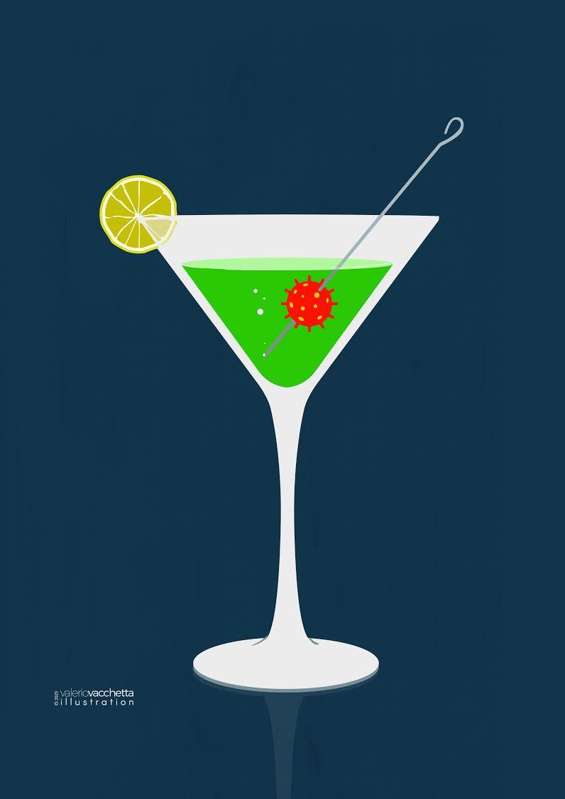 Global cocktail di Valerio Vacchetta per Sapereambiente