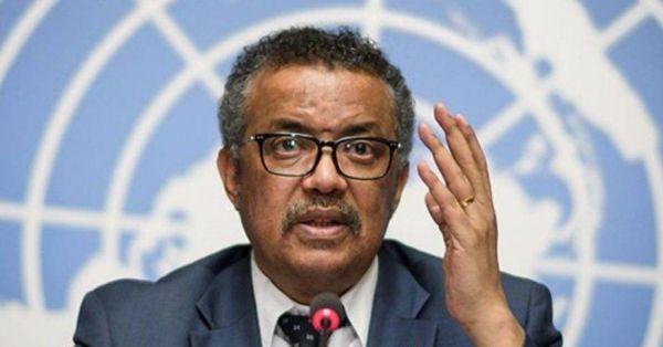 Tedros Adhanom Ghebreyesus è il direttore generale dell'Organizzazione mondiale della sanità