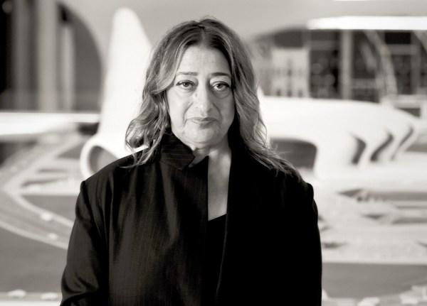 Zaha Hadid, architetta e designer